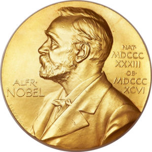 Alfred Nobel Novčić